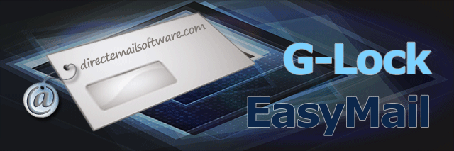 Mass email software G-Lock EasyMail