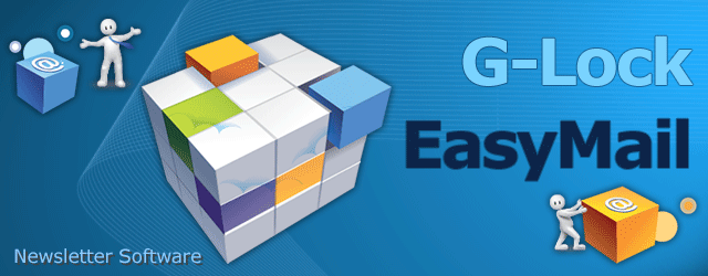 G-Lock EasyMail Newsletter Software